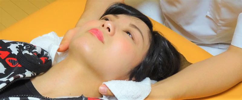 顎の状態を把握